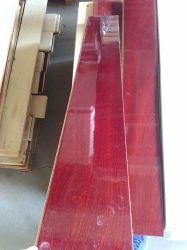 1860 x189x15mm Sapelli Engineered Wood Flooring pintura UV