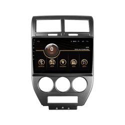 نظام الملاحة بالراديو متعدد الوسائط بالراديو للسيارة بحجم 10.1 بوصة بحجم 2 DIN نظام تحديد المواقع العالمي Android لجيب البوصلة Mk 2007 2008 2009 2010