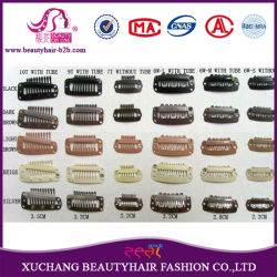Wholesale in linea Highquality Wigs Clips e per Weft Hair Extensions Tools
