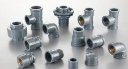 A tubulação de plástico de PVC para tubos NBR5648/ BS 4346 DIN