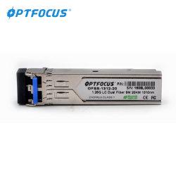 Fiber Media Converter Gigabit SFP-Modul 1,25G Transceiver