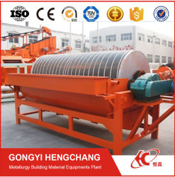 Haut de la fabrication de l'Ilménite High-Intensity humide de minerai de Séparateur magnétique
