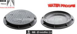 Wasserdichte Abdeckung D400 En124 SMC Composite Manhole