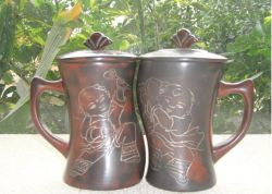 La poterie uniques Mug (CNM012)