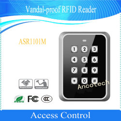 Fonction Dahua Watch Dog Vandal-Proof Lecteur de carte RFID MIFARE (ASR1101M/ASR1101M-J)