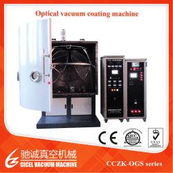 Mineralglas Beschichtungsmaschine / Bühnenbeleuchtung Beschichtungsanlage / Mehrschichtungs-Beschichtungsanlage