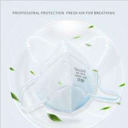 الحماية الشخصية Respirador Dusk Mask 3 Layer FFP2 FFFP2 Face قابل للاستخدام مرة واحدة القناع