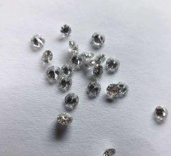 ダイヤモンドの宝石類のための実験室によって育てられるHpht/CVDの総合的な磨かれたダイヤモンド