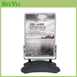 Outdoor poster Snap Frame Stand avec Waterbase