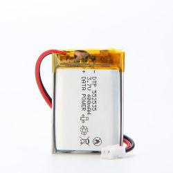 RC車のための中国電池の製造業者のLipo電池3.7V 400mAhの再充電のリチウムイオン電池