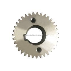 Customized a alta precisão da metalurgia do aço da Engrenagem Cilíndrica de Dentes Retos para venda