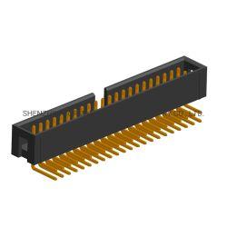 Voeten 2.54mm van Centipete de Schakelaar van de Kopbal van het Vakje van het Type van ONDERDOMPELING van de Hoogte