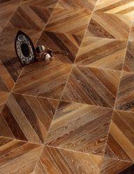 最もよい品質のシタンによって設計される寄木細工の床のフロアーリング