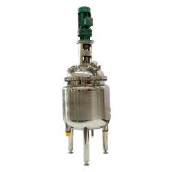 100L-50000L SS304/316 스테인리스 스틸 압력 반응기 중국 공장