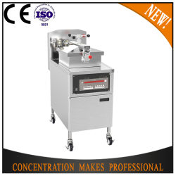 Pfg/PFE-800 25L exprimer la pression des gaz Friteuse de poulet