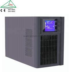 سعر البيع بالجملة للمصنع لـ 2000va/2000 واط/2000 واط إمداد الطاقة غير المنقطع عبر الإنترنت UPS مع وضع توفير الطاقة الصديق للبيئة
