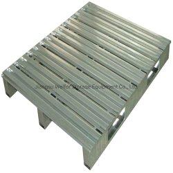 Pallet d'acciaio resistente galvanizzato memoria personalizzato del magazzino