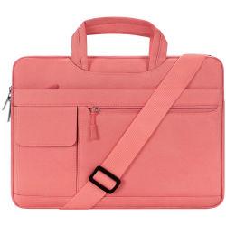 Mensageiro de protecção na maleta de bolsas de transporte Saco para computador portátil compatível 15-15,6 polegadas para o MacBook Pro&Ultrabook Tablet Netbook