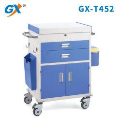 Cabinet médical de l'hôpital ABS moniteur de chevet table près de lit d'hôpital