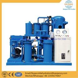 Vacío de alta calidad purificador de filtración de aceite lubricante