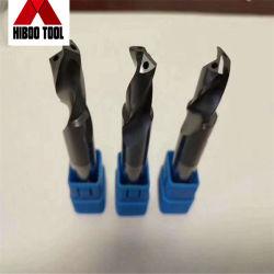 Высокая производительность 5D сверла из карбида вольфрама с внутренним отверстием для черной металлургии