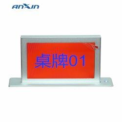 LCD Vertoning Specilized voor de Naam en de Informatie van Conventioner