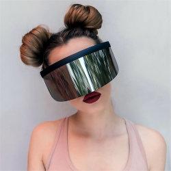 Haute qualité des lunettes de soleil pare-soleil Sun Hat UV400 lunettes polarisées Lunettes de protection personnalisée