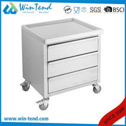 Подвижные ящика шкафа с 4 колеса для коммерческих кухня с помощью