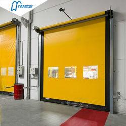 На ремонт промышленных автоматической безопасности подвижного состава на большой скорости двери из ПВХ для склада
