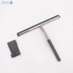 Limpeza fácil de banho rodo de aço inoxidável para a porta do chuveiro