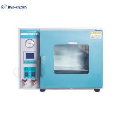 Electrodo de sofisticadas tecnologías de laboratorio pequeño horno de secado Mini