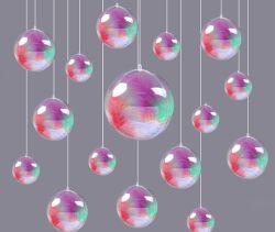 Décoration de Noël Produits Balle acrylique