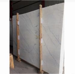 Nouveau fantastique blanc/Calacatta marbre Carrara/Big dalles pour comptoir/PLANCHER/mur/Tile/paillasse/Vanitytop
