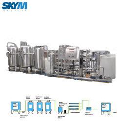 2000 litros de água por hora Industrial de Alta Capacidade amplamente utilizado a depuração de águas residuais/Sistema de Filtro de água RO/Água amolecer o material de trabalho