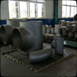 """La igualdad/reducción de la fábrica de acero al carbono/Ss/Bw t (6"""" SCH40)."""