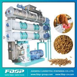 Camarão Penaeus Alimentação Caranguejo Pellet Feed linha de processamento de máquinas de moinho de péletes