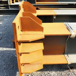 S355JR H-образный стальные балки и Purlin для стальных структуры