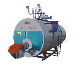 Horizontalen Dampf /Boiler voll naßmachen der rückseitigen Zelle /Fuel-/Gas/