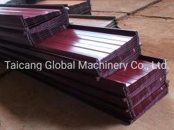 PPGI, алюминиевый лист панели Bemo Aluminum-Galvanized кровельных листов роликогибочная машина IBR полиэтиленовой пленки на крыше