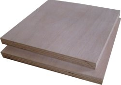 El alto grado de contrachapado de madera con núcleo comercial