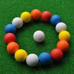 Mousse de PU ball balle de golf de stress pour les enfants Jouet à billes