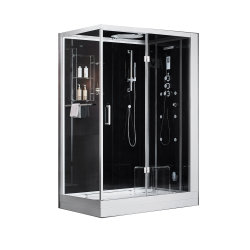 Hot Sale Salle de bains sauna bain de vapeur humide de la cabine
