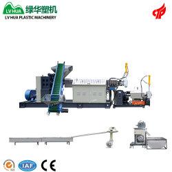 L'extrusion de recyclage du plastique et de la granulation ligne pour la solution de recyclage de l'ABS