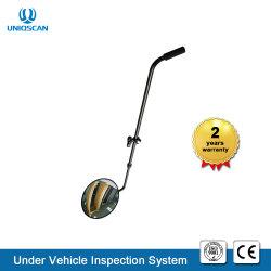 Pesquisa de Veículo de segurança sob o espelho de inspecção de veículos