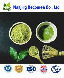 Certificação orgânica de Pó de chá verde Matcha FDA E MARCAÇÃO