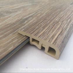 غطاء طرف PVC/Spc/WPC الأرضية الملحقات المزينة لأرضية فينيل كلوريد الفينيل