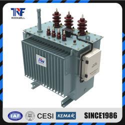 11 / 0.4kv 33 / 0.4kv 25kVA 최대 2500kVA 오일 유입식 전력 변압기 배전 변압기