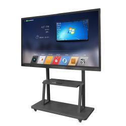 """Android Market ou tela sensível ao toque do Sistema X86 43"""" Televisor LED por escrito a educação do quadro de comunicações electrónicas placa inteligente para venda"""