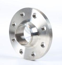 Fornecedor de métricas do Tubo Industrial anel adaptador forjar falsos 6 orifício DIN de Aço Carbono Flange da placa