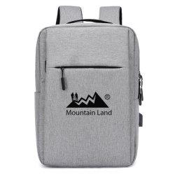 Hot Sale sac à dos pour ordinateur portable de grande capacité USB Design personnalisé sac à dos pour ordinateur portable